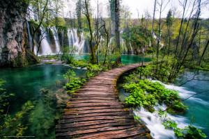 Cascades Croatie
