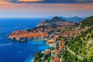 Croatie Neum